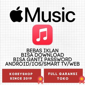 Apple Music by Koreyshop