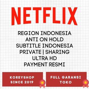 Netflix Premium by Koreyshop